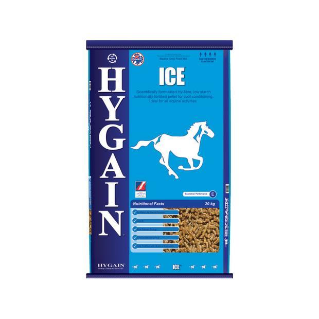 Hygain Ice 40kg Pet: Horse Size: 40kg  Rich Description: Suitable for All equine activities.  High...