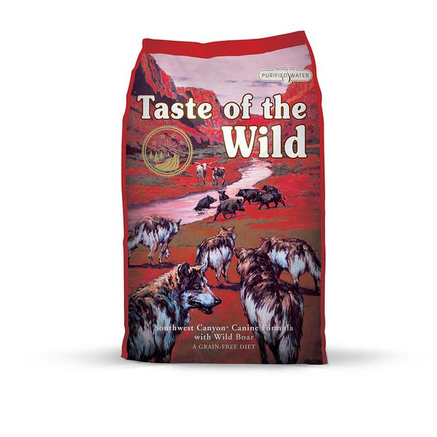 Taste Of The Wild Southwest Canyon Wild Boar 5.6kg Pet: Dog Category: Dog Supplies  Size: 6kg  Rich...