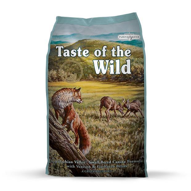 Taste Of The Wild Appalachian Valley Small Breed Venison 5.6kg Pet: Dog Category: Dog Supplies  Size:...