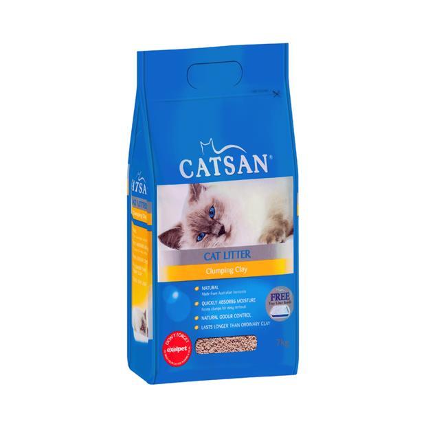 Catsan Ultra 3 X 7kg Pet: Cat Category: Cat Supplies  Size: 21kg  Rich Description: Catsan Ultra...