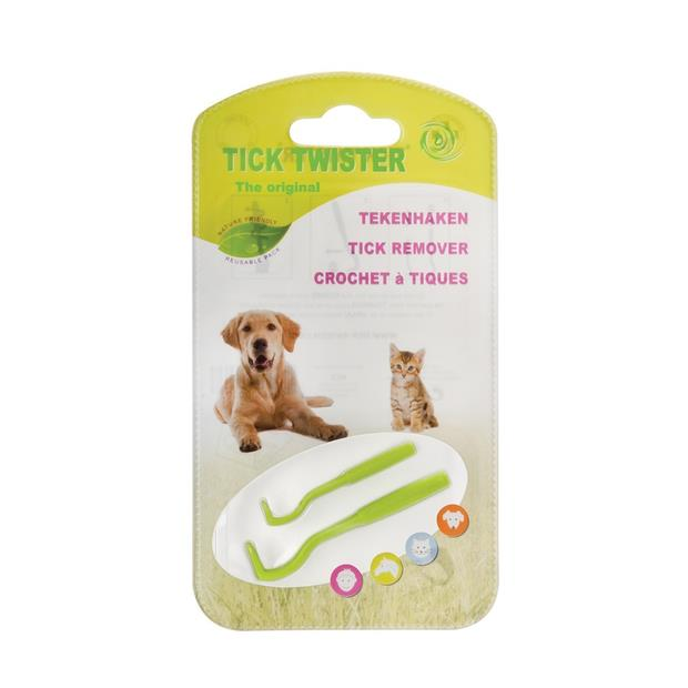 Tick Twister Each Pet: Dog Category: Dog Supplies  Size: 0.4kg  Rich Description: The Tick Twister...