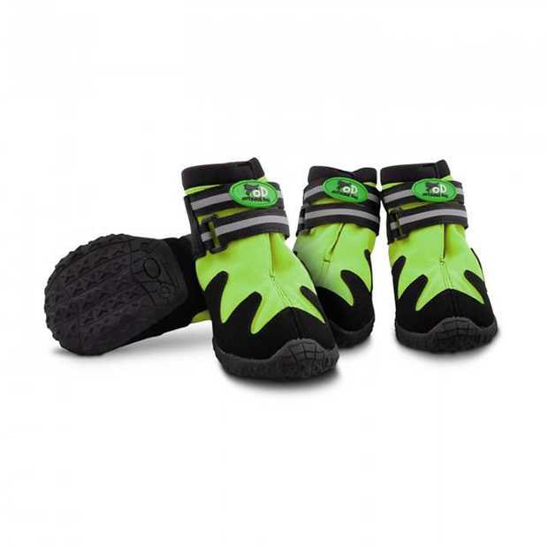 Afp Outdoor Dog All Road Boots Green X Small Pet: Dog Category: Dog Supplies  Size: 3kg Colour: Green...