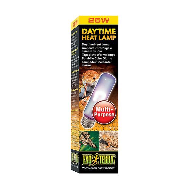 Exo Terra Day Glo Bulb 60w Pet: Reptile Category: Reptile & Amphibian Supplies  Size: 0.1kg  Rich...