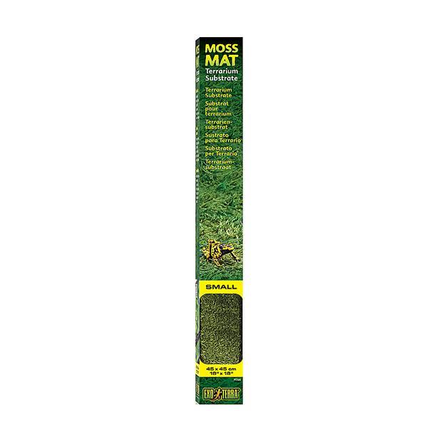 Exo Terra Forest Moss Mat Small Pet: Reptile Category: Reptile & Amphibian Supplies  Size: 0.2kg  Rich...