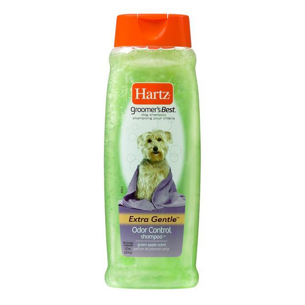 Hartz Shampoo Odour Control 532ml Pet: Dog Category: Dog Supplies  Size: 0.6kg  Rich Description: The...