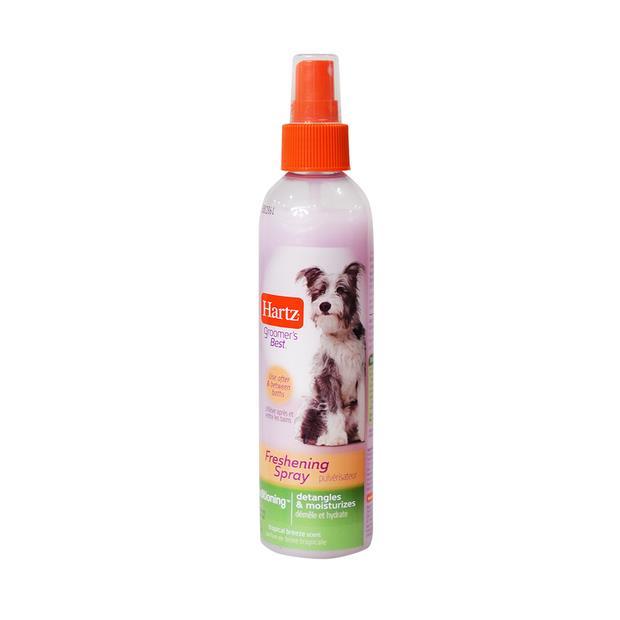 Hartz Spray Conditioning 236ml Pet: Dog Category: Dog Supplies  Size: 0.3kg  Rich Description: The...