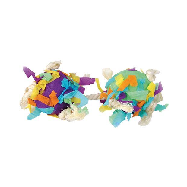 Foragewise Toss N Chew Toy Each Pet: Bird Category: Bird Supplies  Size: 0kg  Rich Description:...