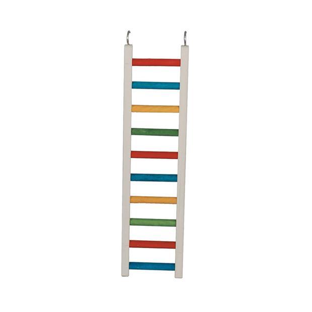 Paradise Parrot Ladder 46cm Pet: Bird Category: Bird Supplies  Size: 0.3kg  Rich Description: Suitable...
