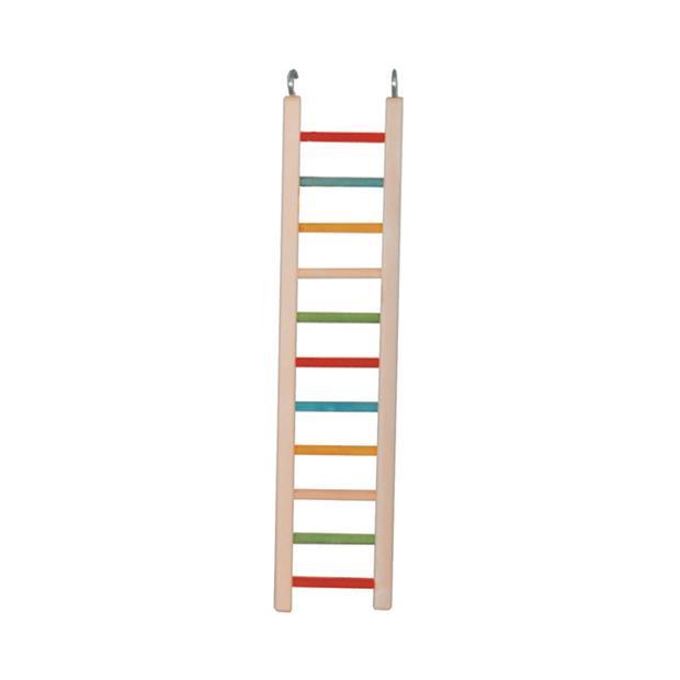 Paradise Cockatiel Ladder 46cm Pet: Bird Category: Bird Supplies  Size: 0.2kg  Rich Description:...