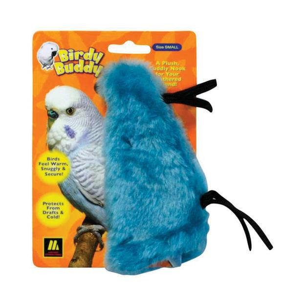 Birdy Buddy Cuddly Nook Blue Small Pet: Bird Category: Bird Supplies  Size: 0kg  Rich Description:...