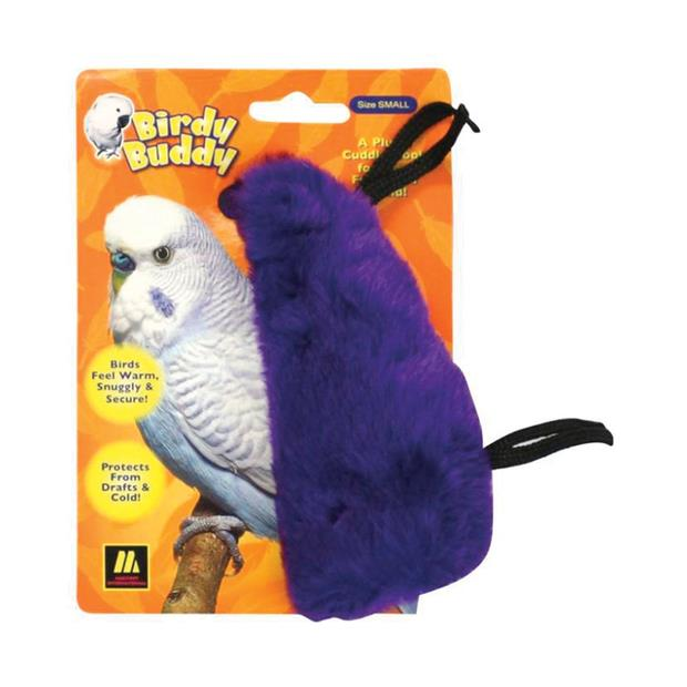 Birdy Buddy Cuddly Nook Purple Medium Pet: Bird Category: Bird Supplies  Size: 0kg  Rich Description:...