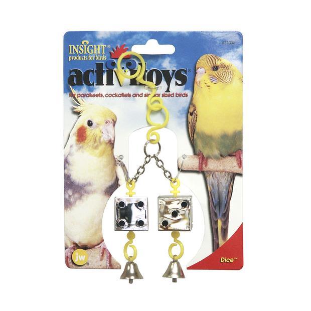 Jw Insight Dice Each Pet: Bird Category: Bird Supplies  Size: 0kg  Rich Description: Suitable for...