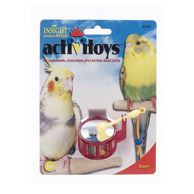 Jw Insight Drum Each Pet: Bird Category: Bird Supplies  Size: 0kg  Rich Description: Suitable for...