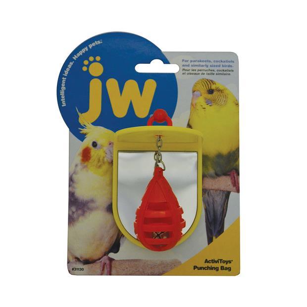 Jw Insight Punching Bag Each Pet: Bird Category: Bird Supplies  Size: 0.1kg  Rich Description: Suitable...