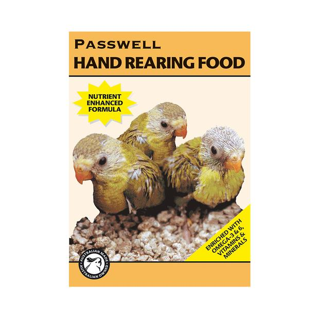 Passwell Bird Hand Rearing Food 1kg Pet: Bird Category: Bird Supplies  Size: 1kg  Rich Description:...