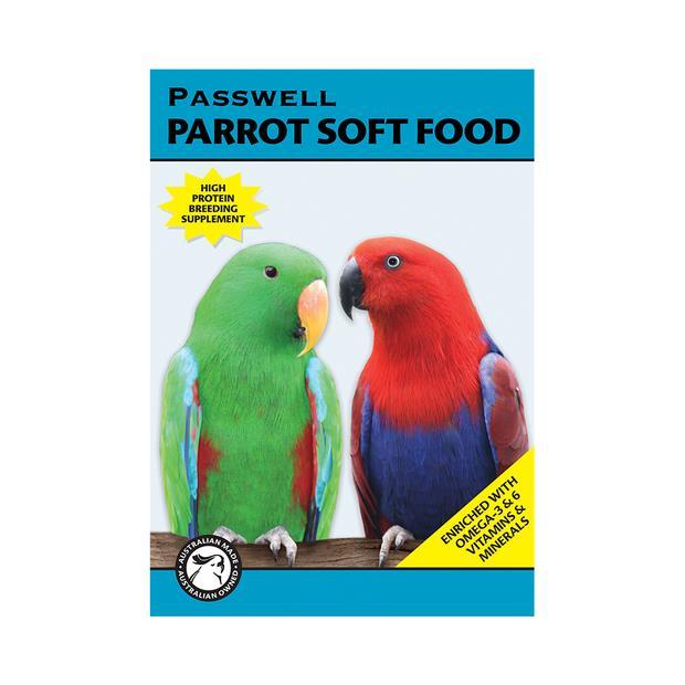 Passwell Parrot Soft Food 1kg Pet: Bird Category: Bird Supplies  Size: 1kg  Rich Description:...