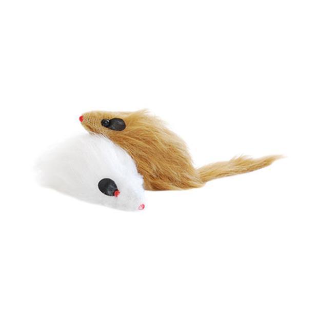 Feline Care Cat Toy Rat 10cm Pet: Cat Category: Cat Supplies  Size: 0kg Colour: Brown  Rich...