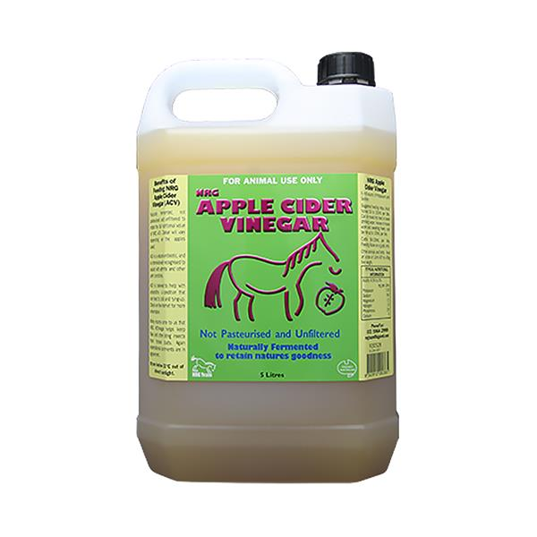 Nrg Apple Cider Vinegar 5L Pet: Horse Size: 5.1kg  Rich Description: Suitable for all adult...