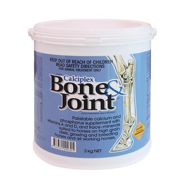 Iah Calciplex Bone And Joint 3kg Pet: Horse Size: 3.1kg  Rich Description: Suitable for Horses on...
