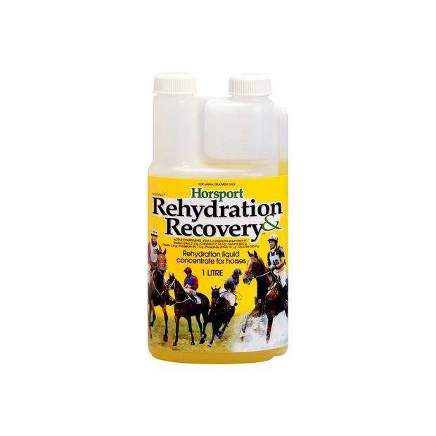 Iah Horsport Rehydration And Recovery 5L Pet: Horse Size: 5.1kg  Rich Description: Suitable for All...