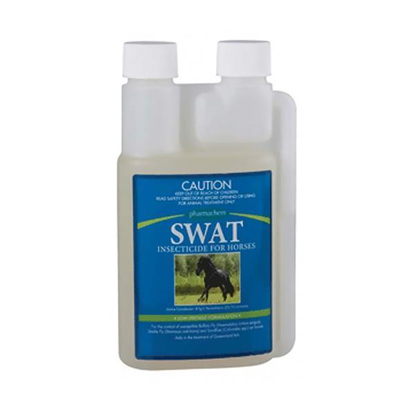 Swat Horse Insecticide 500ml Pet: Horse Size: 0.6kg  Rich Description: Suitable for control of flies in...