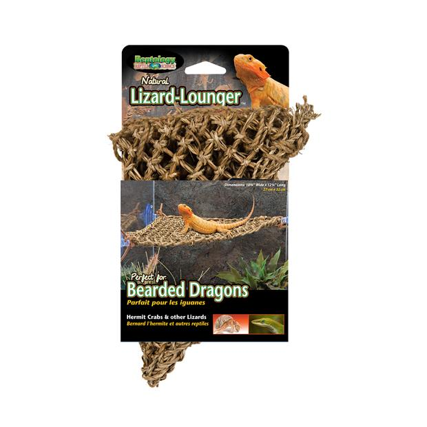 Penn Plax Lizard Loungers Corner Small Pet: Reptile Category: Reptile & Amphibian Supplies  Size: 0.2kg...