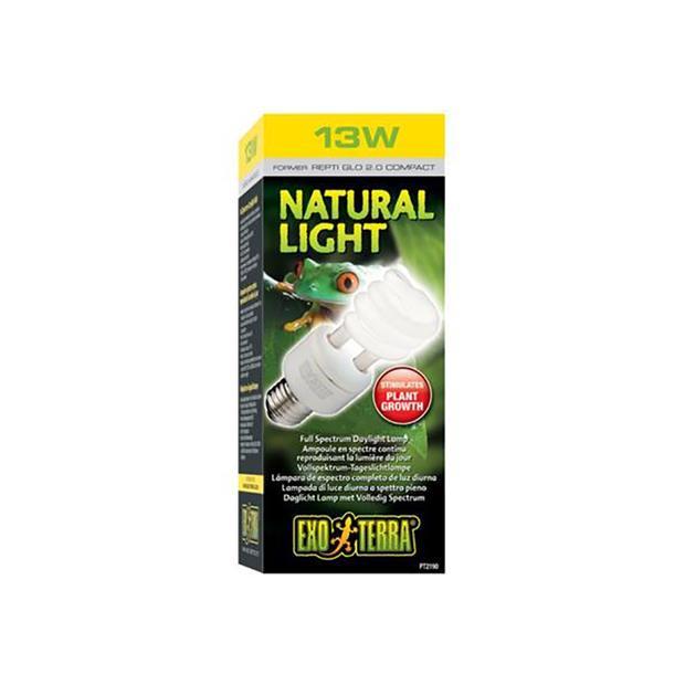 Exo Terra Natural Light 13w Pet: Reptile Category: Reptile & Amphibian Supplies  Size: 0.1kg  Rich...