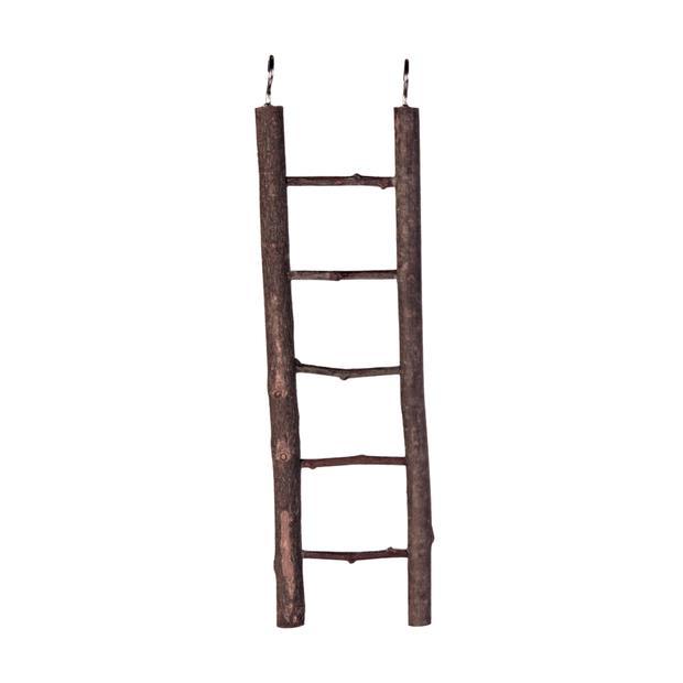 Trixie Natwood Ladder For Budgie 5 Rungs Pet: Bird Category: Bird Supplies  Size: 0.1kg  Rich...