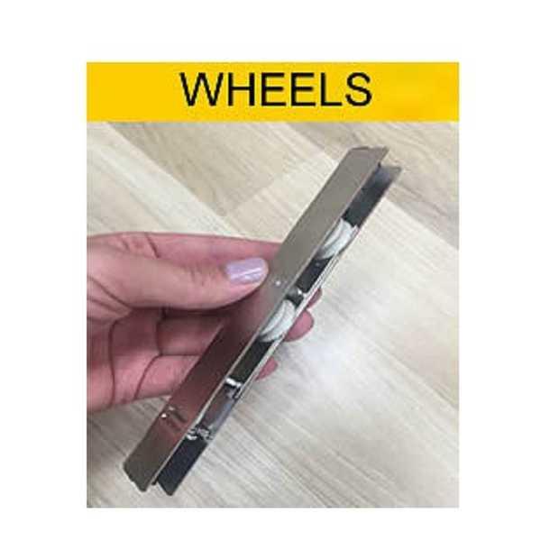 Patiolink Door Wheels for Double Sliding Door Inserts