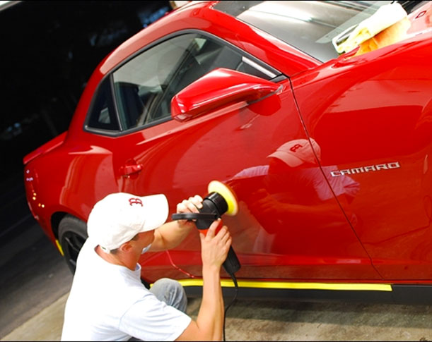 METAL POLISHER   