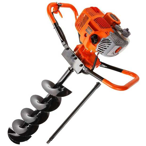 The Baumr-AG BPX-700 62cc Pro-Series Post Hole Digger has landed! A must have for any tradesmen...
