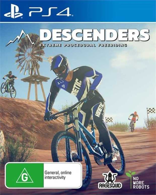 DescendersDescenders is extreme downhill freeriding for the modern era, with procedurally generated...