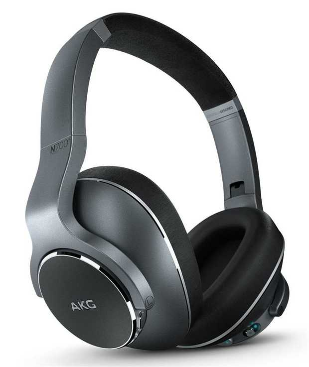 AKG reference sound Adaptive noise cancelling technology Comfort-fit ergonomics Flat-foldable in a...