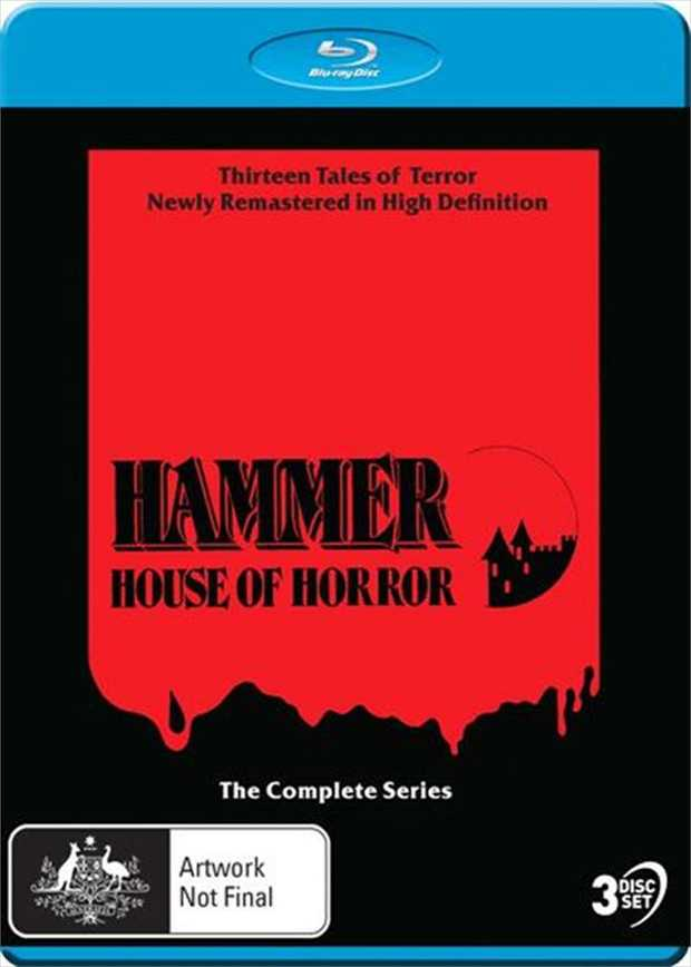 Hammer House Of Horror   Complete Series Blu-Ray       This...