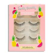Bring your makeup look to the next level with MCoBeauty's Lash Wardrobe. Luxuriously lightweight lashes...