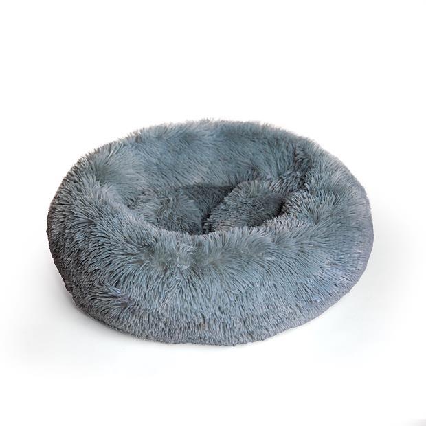 Kazoo Bed Peacock Medium Pet: Dog Category: Dog Supplies  Size: 18.4kg Colour: Blue Material: Fleece...