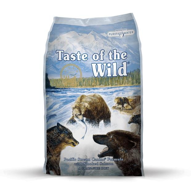 Taste Of The Wild Pacific Stream Smoked Salmon 12.2kg Pet: Dog Category: Dog Supplies  Size: 13kg  Rich...