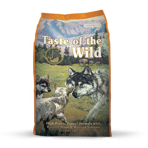 Taste Of The Wild High Prairie Bison Venison Puppy 12.2kg Pet: Dog Category: Dog Supplies  Size: 13kg...