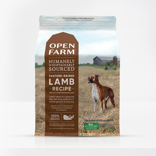 Open Farm Grain Free Pasture Raised Lamb Dry Dog Food 10.9kg Pet: Dog Category: Dog Supplies  Size:...