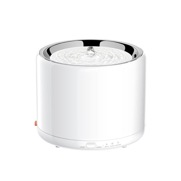 Pet Kit Eversweet Water Fountain 3 Each Pet: Dog Category: Dog Supplies  Size: 1.9kg Colour: White...