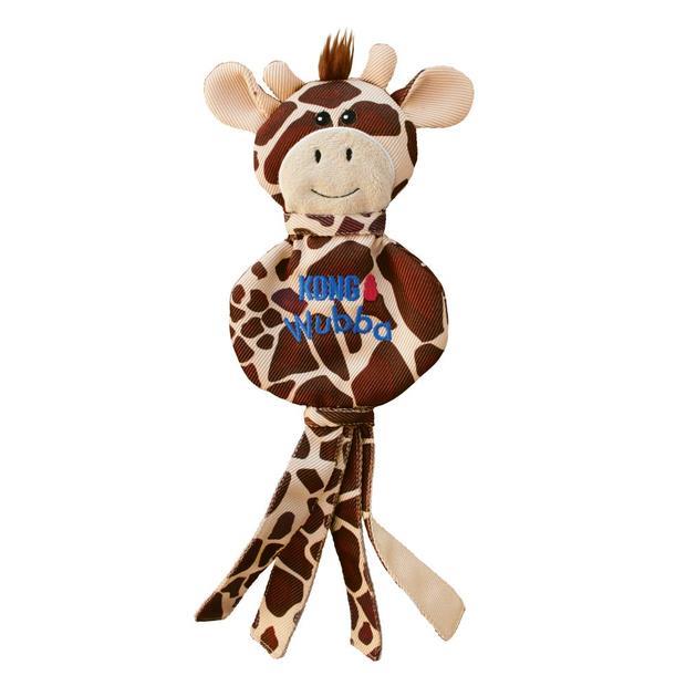 Kong Wubba No Stuff Giraffe Large Pet: Dog Category: Dog Supplies  Size: 0.1kg Colour: Brown  Rich...