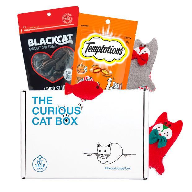 The Curious Cat Box Each Pet: Cat Category: Cat Supplies  Size: 0.5kg  Rich Description: Now stocking...