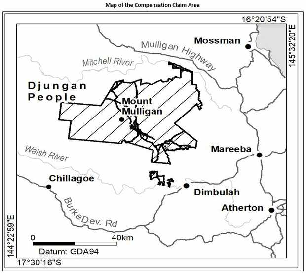 Public Notice:    DJUNGAN PEOPLE – NATIVE TITLE HOLDERS AUTHORISATION MEETING   ESJ Law Pty Ltd is...