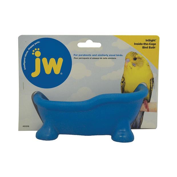 Jw Insight Bird Bath Inside The Cage Each Pet: Bird Category: Bird Supplies  Size: 0.1kg  Rich...