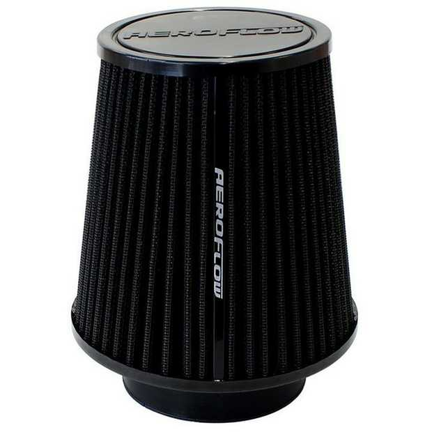 """Universal Tapered 6"""" (152mm) Clamp-On Filter 6 in (152 mm) H x 6 in (152 mm) Base OD x 4.625 in (117..."""