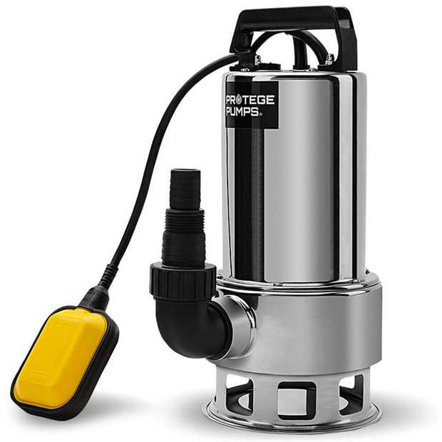 The NEW Protege PRD-M6 2000W Submersible Dirty-Water Pump is now available and is already becoming the...