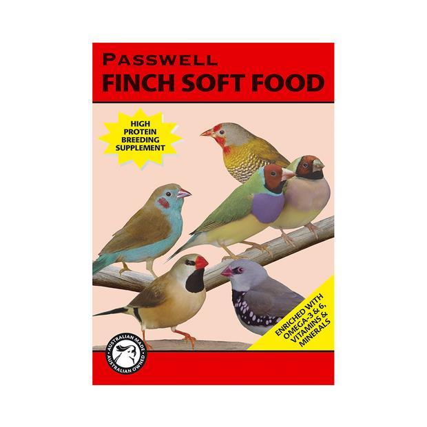 Passwell Finch Soft Food 1kg Pet: Bird Category: Bird Supplies  Size: 1kg  Rich Description:...