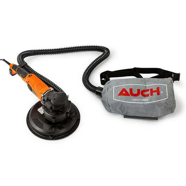 The UNIMAC 1800W Auch series 2 in 1 Drywall Sander/Vacuum is designed for sanding larger areas that...
