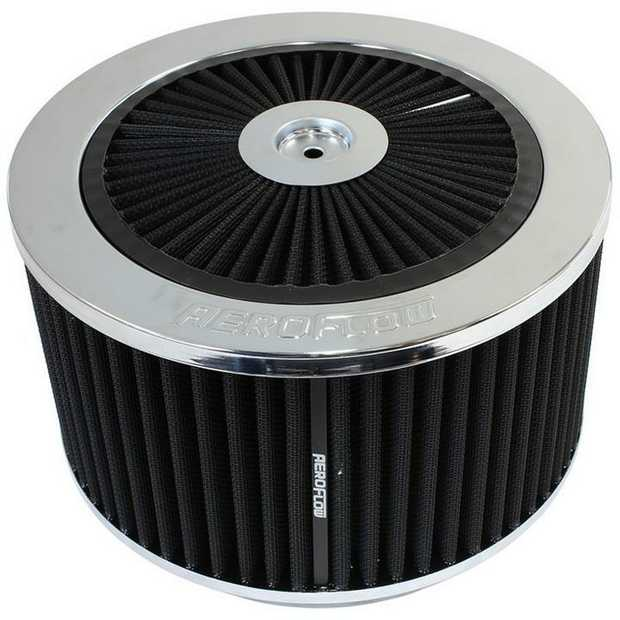 Stand out from the crowd with a magnificent looking Aeroflow air cleaner. These air cleaners are...