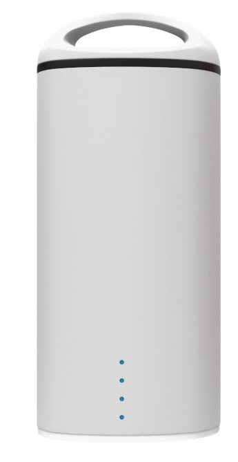 5,000mah / 18Wh capacity Pre-charged & ready to go Add 200% charge to the average smart phone...